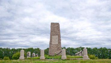 Памятник шведским воинам, Полтава