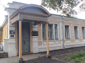 Литературно-мемориальный музей Короленко, Полтава