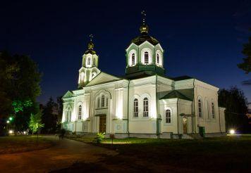 Church of the Assumption, Myrgorod