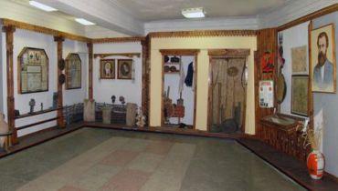 Музей семьи Драгомановых, Гадяч