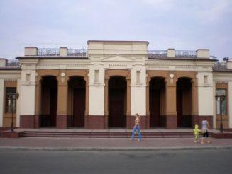 Former theater named after Lenin