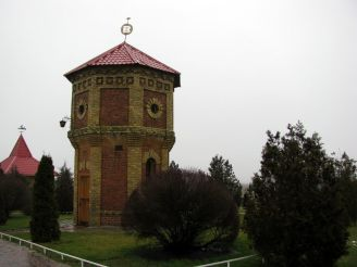 Башня Стороженко, Великая Круча