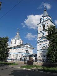 Благовещенская церковь, Лохвица