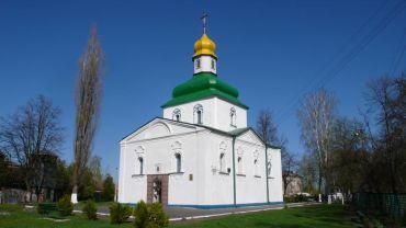 Church of the Nativity of the Virgin, Pyriatyn