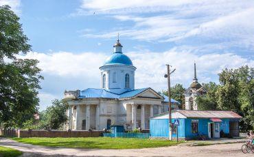 Успенская церковь, Веприк