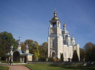 Dormition Cathedral, Gadyach