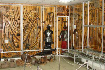 Музей історії зброї, Запоріжжя