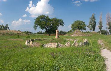Меморіально-туристичний комплекс «Скіфський стан»