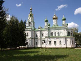 Церква Сампсонія Странноприїмця, Полтава