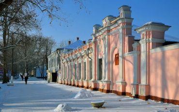 Музей подпольно-партизанского движения