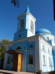 Свято-Николаевская соборная церковь, Николаев