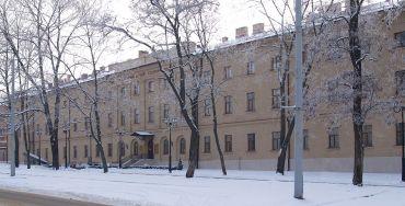 Старофлотські казарми (Краєзнавчий музей)
