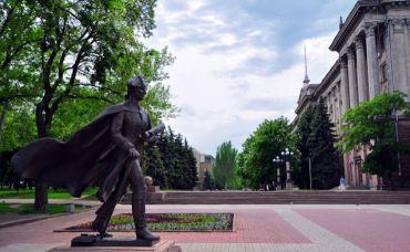Флотский бульвар, Николаев