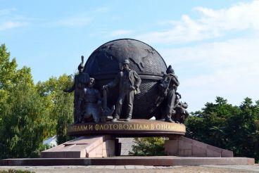 Памятник кораблестроителям