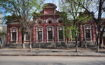 Будинок купця Кривошеєва