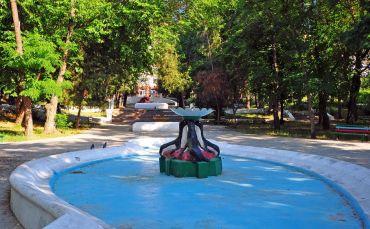 Спаське урочище «Сухий фонтан»