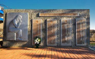 Мемориал памяти погибшим в годы ВОВ,  Матвеевка