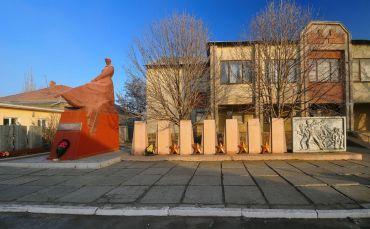 Мемориал в честь освобождения Терновки, Николаев