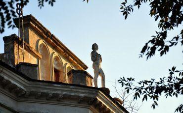 Скульптура на Бугском бульваре, Николаев