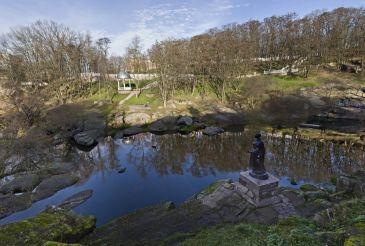 Древлянский парк, Коростень