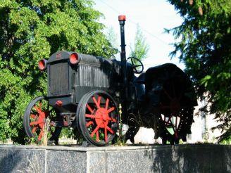 Музей локомотивного депо, Коростень