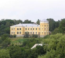 Палац Мезенцева, Новоград-Волинський