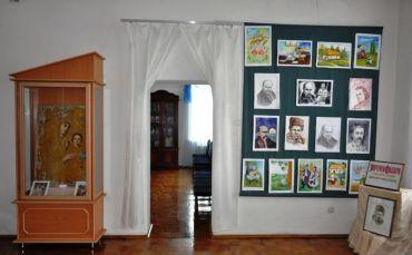 Дом-музей семьи Косачей, Новоград-Волынский