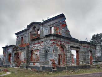 Руїни палацу Терещенко, Дениші