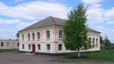 Синагога (Краеведческий музей), Паволочь