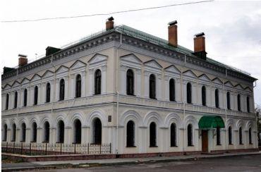 Житомирська ратуша (колишня будівля магістрату)