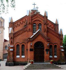 Лютеранська кірха, Житомир