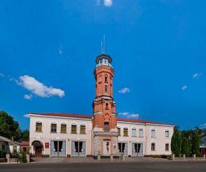 Пожежна вежа (Музей пожежної охорони), Житомир
