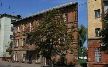 Плоский будинок, Житомир