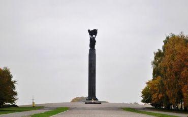 Монумент Вічної Слави, Житомир