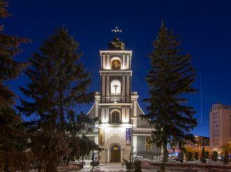 Костел Св. Иоанна из Дукли, Житомир