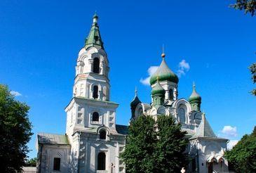 Хрестовоздвиженська церква, Житомир