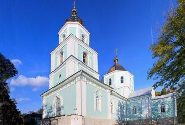 Успенська (Подільська) церква, Житомир
