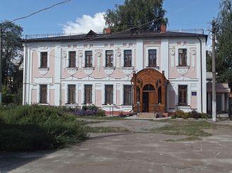 Житомирський обласний літературний музей, Житомир