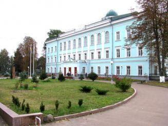 Мужская гимназия (Педуниверситет), Житомир