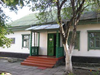 Житомирский литературно-мемориальный музей Короленко