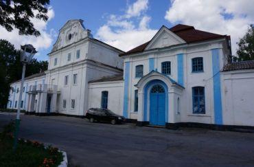 Георгиевский монастырь (Любарский профессиональный лицей), Любар