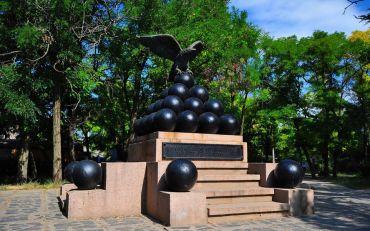 Памятник бригадиру Горичу