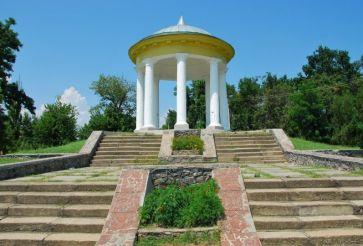The Tsar`s rotunda