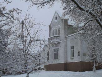 The former estates in Domanivka
