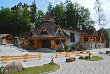Ресторан Медвежья гора
