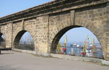 Карантинна стіна, Одеса