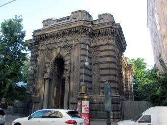 Дом актера, Киев