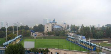 Pitch. Victor Bannikova