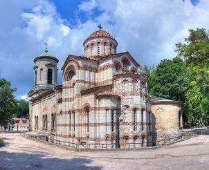 Церква Іоанна Предтечі, Керч