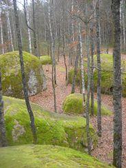 Каменное село, Рудня-Замысловицкая